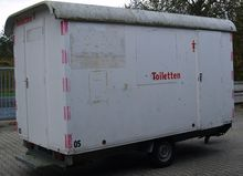 2001 Verdonk Toilettenwagen