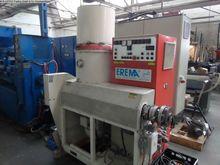 1998 EREMA 50 T granulating lin