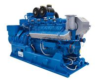 2016 MWM TCG2016 V16 Gas engine