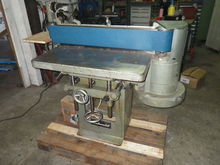 1981 Schmid KSB edge grinding