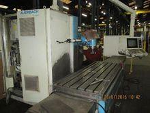 1996 Auerbach FBE 2000 CNC MILL
