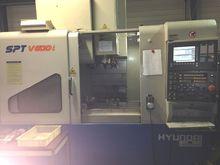2003 HYUNDAI KIA SPTV 600 I Num