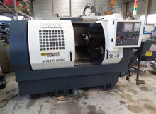 2005 JOHNFORD SL 40 CNC Turning