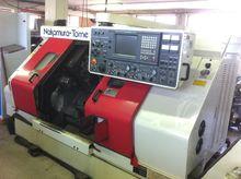 1993 NAKAMURA TW 10 CNC LATHE