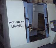 1991 LEADWELL MCV 610 AP Numeri