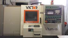 2000 VICTOR VT 16/30 CNC Turnin