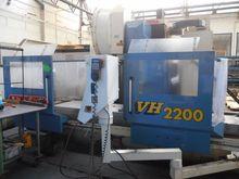 2006 ANAYAK VJ V 2200 CNC Bed M
