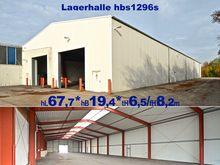 2001 A1 STEEL HALLS Warehouse P