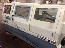 2001 Biglia B 1000 M CNC Turnin