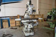 BEMATO 5VHL Turret milling mach