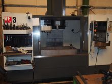2003 HASS VF 3 Machining center