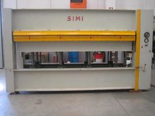 SIMI 330 Hydraulic veneering pr
