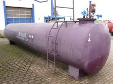 Diesel Fuel tank heating oil st