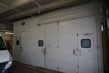Lackierkabine Paint booth