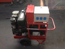 2001 SAB A2R Diesel generators