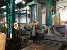 TOS WHN 13.8 CNC boring machine