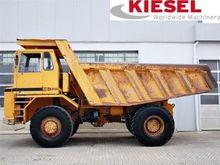 1989 Kaelble KV33 Dumper Articu