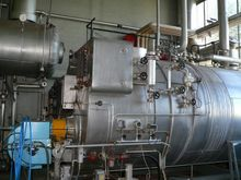 SULZER STEAM BOILER