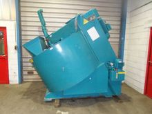 Used Eirich R15 Mixe