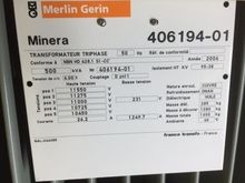 Used 2006 Merlin Ger