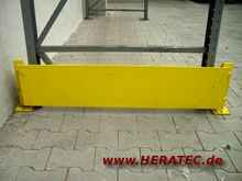 Heavy load shelving pallet rack