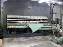 HBR 1300x3200mm Hydraulic press