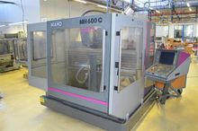 Used MAHO MH 600 C M