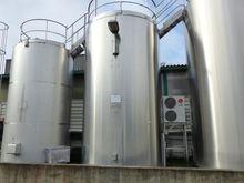 Bio Inox Stainless steel tanks