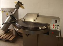 Meissner VD-120 Cutters and vac