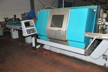 INDEX G 200 CNC Turning and Mil