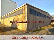 1982 BERGER Prefab Warehouse Bu