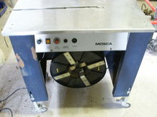 Mosca MO-M1 Strapping machines
