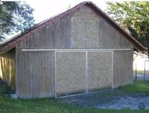 Zimmermann 8x6, 50 Wood shed -