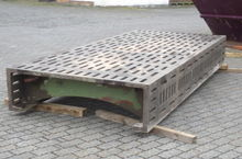 Used Clamping Plates