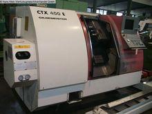 1997 GILDEMEISTER CTX 400 E CNC