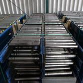 Overbeck Powered roller conveyo