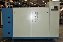 Alup Allegro 50 screw compresso