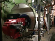2007 LOOS UL-S Steam Boiler 7to