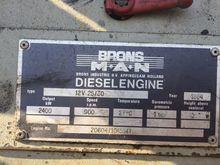 1984 MAN BRONS 12V 25/30