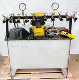 ENERPAC hydraulic aggregate, pu