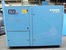 Used Boge S100-2 scr