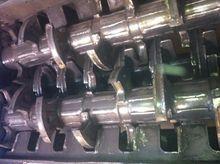 SID SA XL, Spare shafts