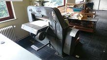 1957 POLAR 80 JRH cutting machi