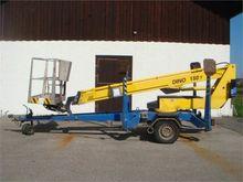 2001 Dino Lift 150T Trailer mou
