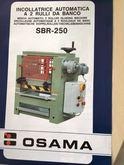 1996 Osama SBR 250 Glue applica
