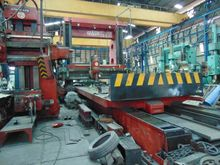 CRAVEN HD Plano-milling machine