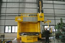 2015 KARUSSELL MB 3400 R CNC Ca