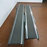 Knapp Belt conveyors 6, 2 m lon