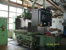 SHW UF 41 CNC Tool-Milling Mach