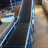 Dematic Belt conveyor 4, 1 m le